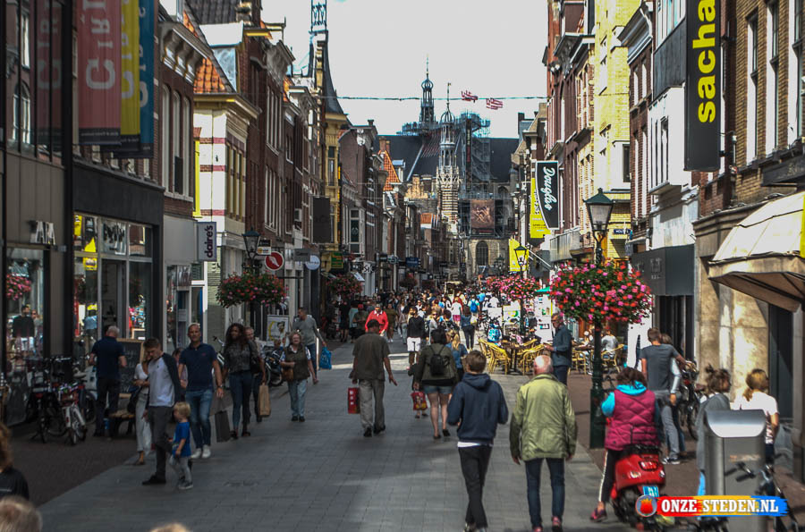 Winkelstraat Alkmaar