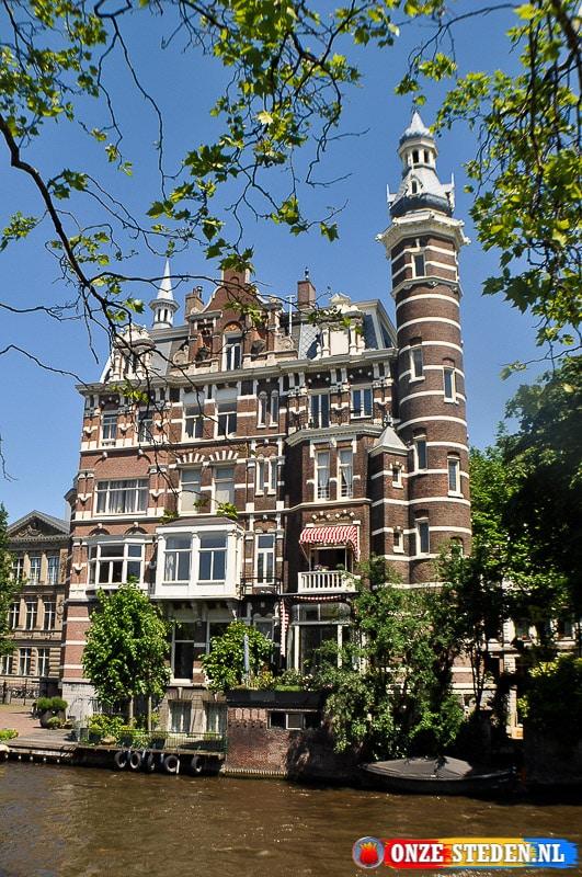 Standhouderskade In Amsterdam