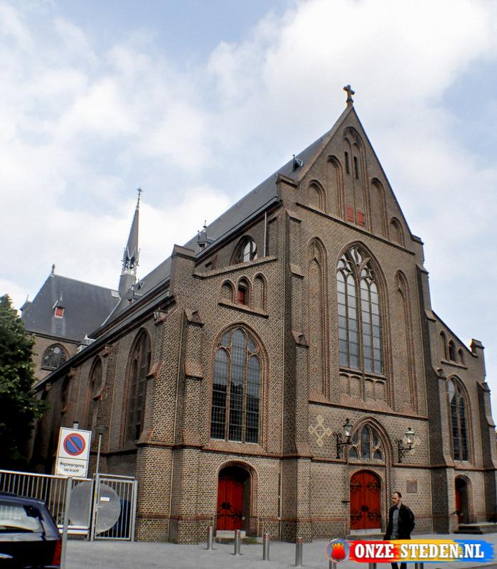 De Mariakerk in Apeldoorn