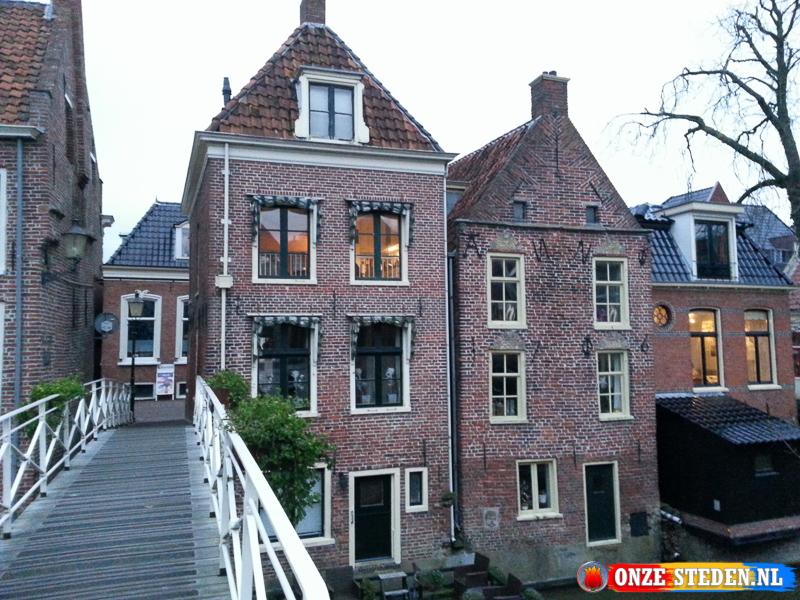 De Hangende keukens in Appingedam