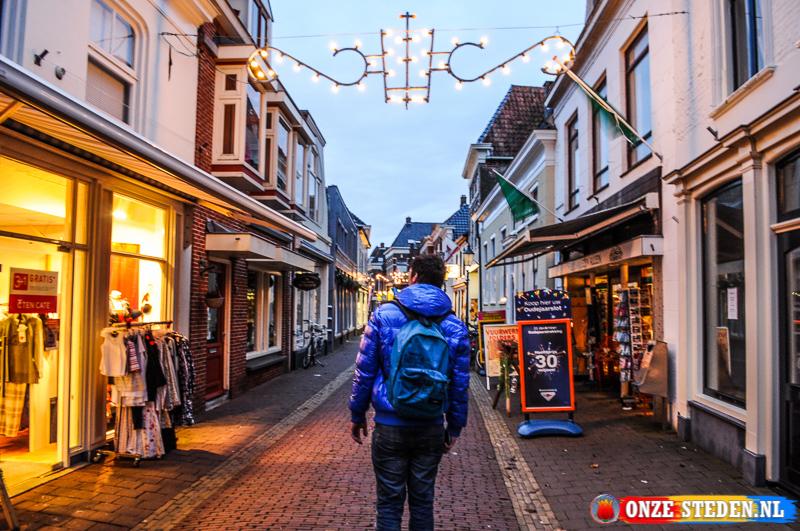 De Dijkstraat In Appingedam