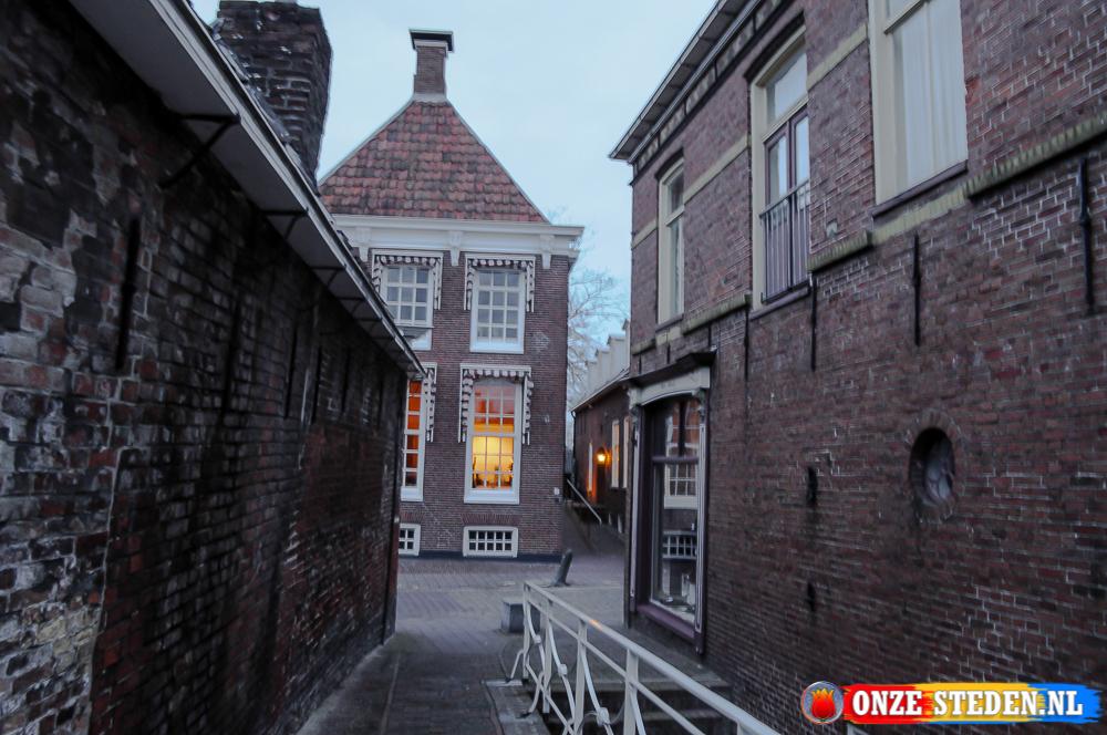 De Historische Grachtenpanden in Appingedam