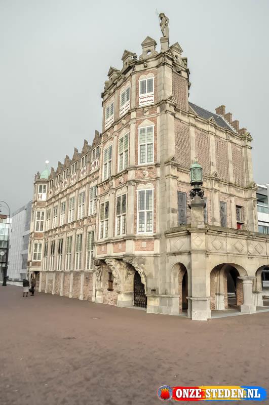 Het oude Stadshuis van Arnhem