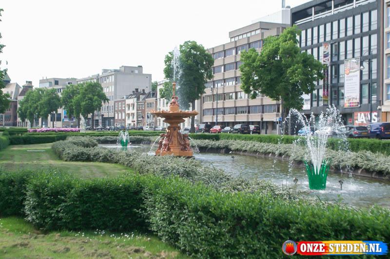 De Jansbinnensingel in Arnhem