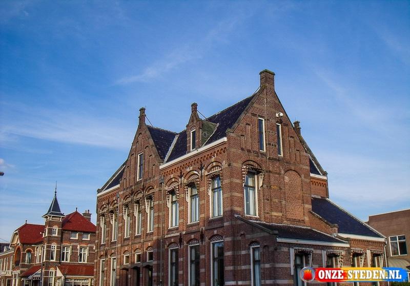 Het Oude Postkantoor van Coevorden