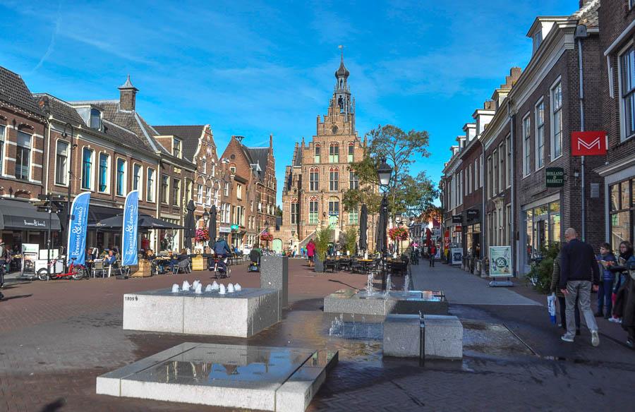 De Lanxmeerpoort in Culemborg