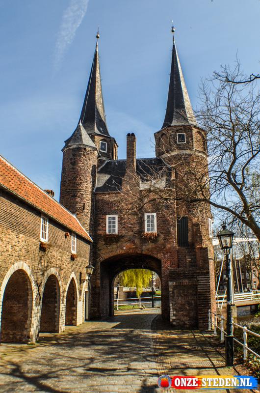De Oosterpoort in Delft