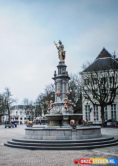 De Korte Bisschopstraat in Deventer