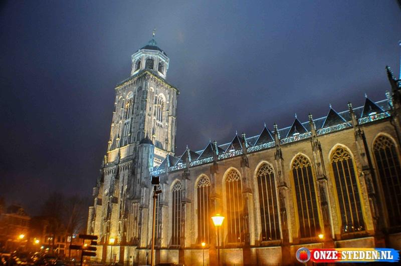 De Lebuinuskerk in Deventer