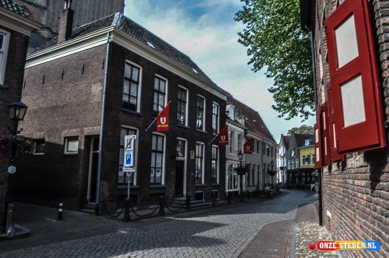 het Streekmuseum de Roode Tooren in Doesburg