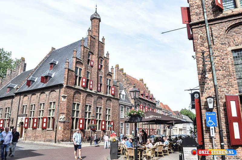 Markt in Doesburg