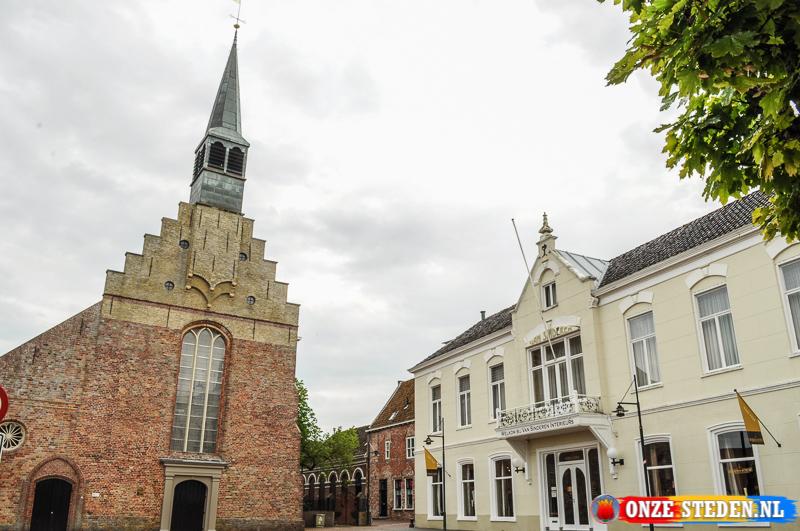 De Grote of Sint-Martinuskerk in Dokkum