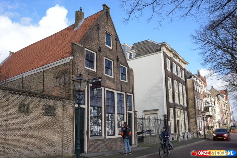 Bibliotheek AanZet in Dordrecht