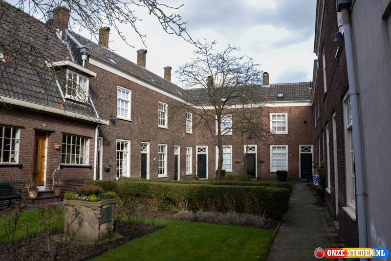 De Nieuwe Haven in Dordrecht