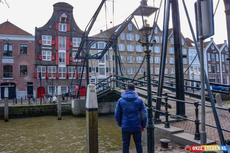 De Voorstraat in Dordrecht