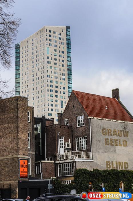 De Bergstraat in Eindhoven