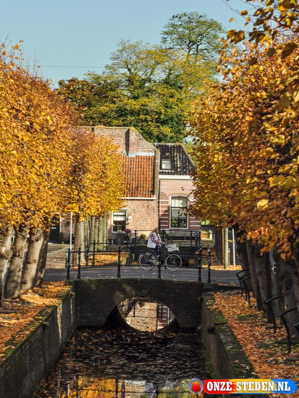 De Beekstraat in Elburg