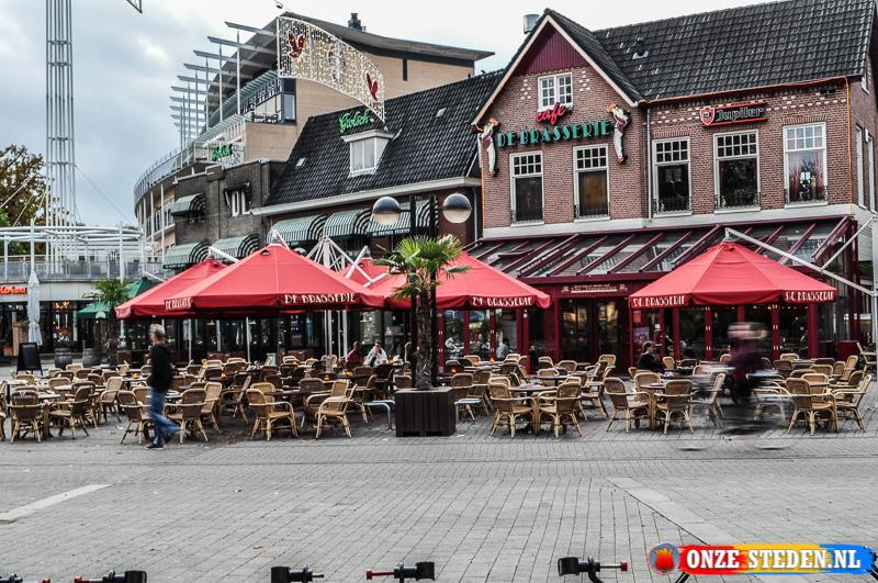 Cafe de Brasserie in Emmen