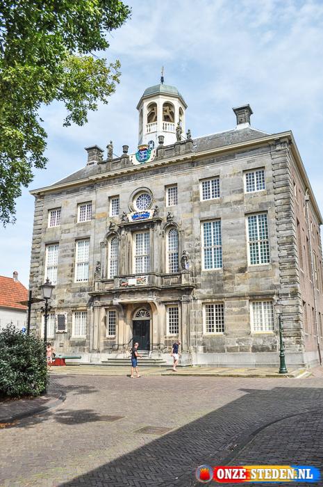 Het Stadhuis van Enkhuizen