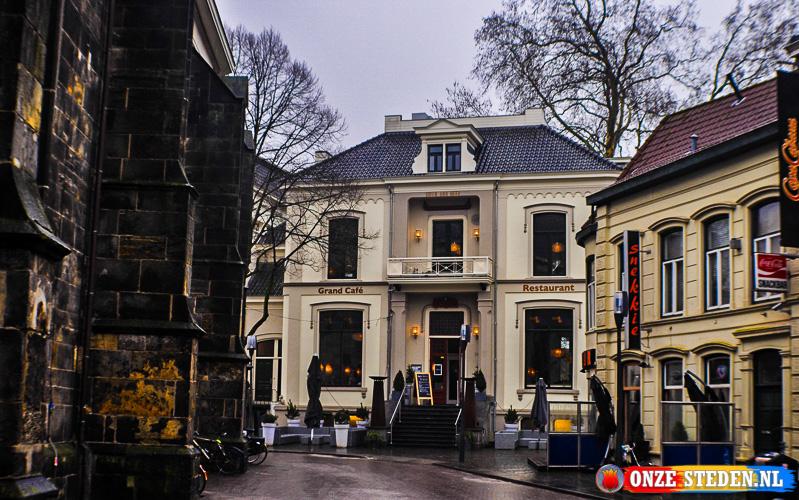 De Oude markt 26 in Enschede