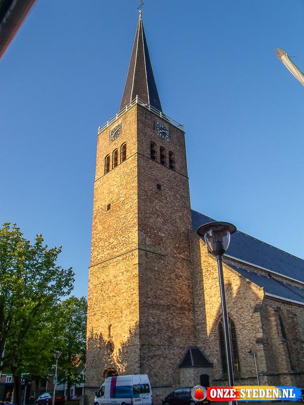 De Martinikerk in Franke