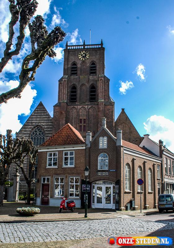 De Oude Kazerne, in de Vennestraat  Geertruidenberg