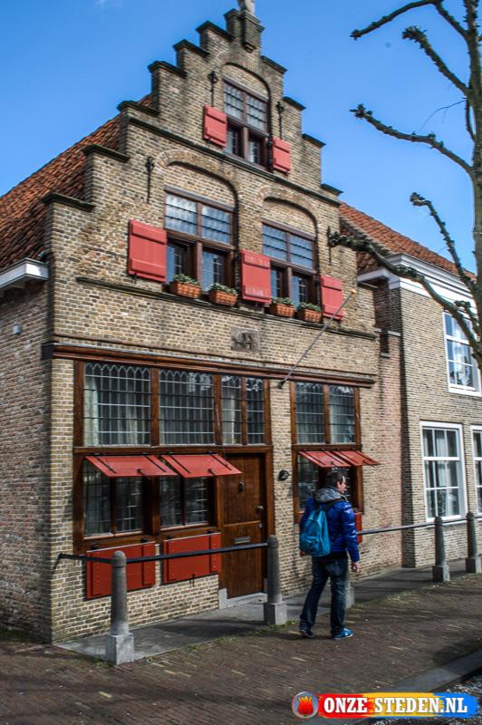 De Vennestraat in Geertruidenberg