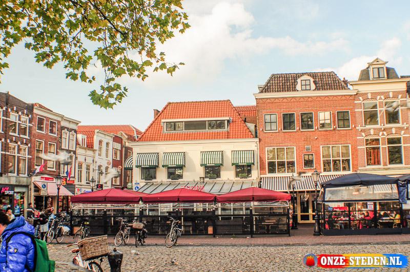 De Markt in Gouda