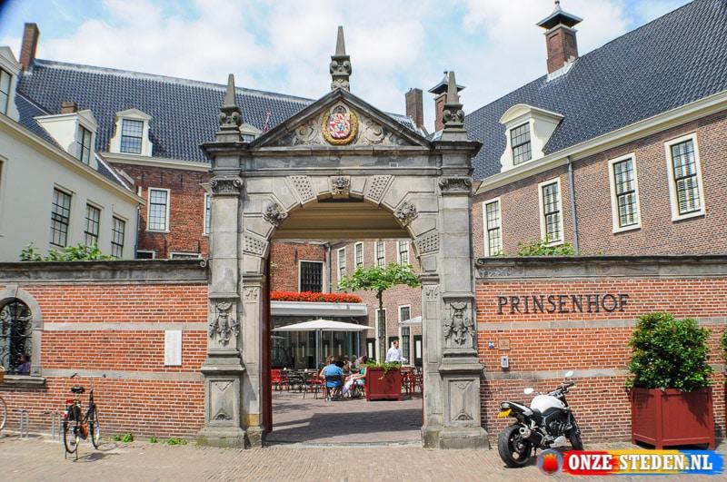 Prinsenhof in Groningen