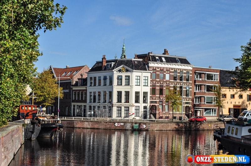De Westerhavenstraat in Groningen