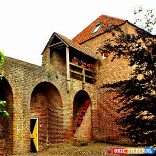 De Stadsmuur van Harderwijk