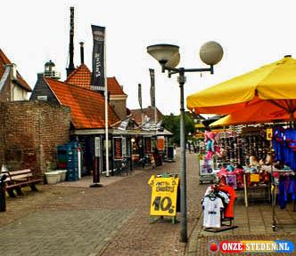 Strandboulevard Oost in Harderwijk
