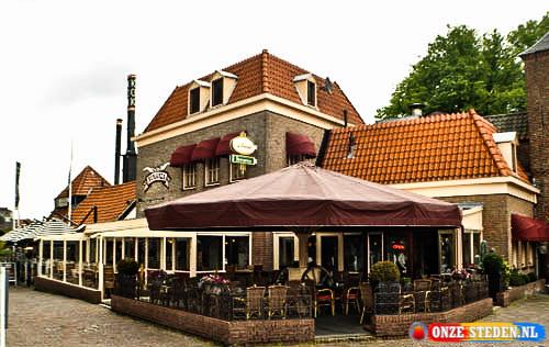 De Strandboulevard West in Harderwijk