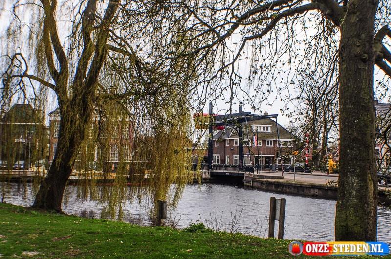 Amelius van Oenemapark in Heerenveen