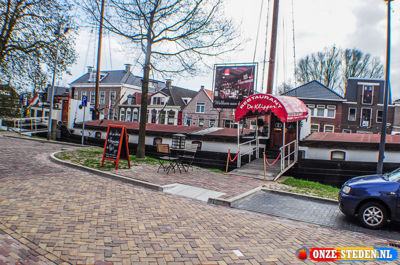 Een restaurant in Heerenveen