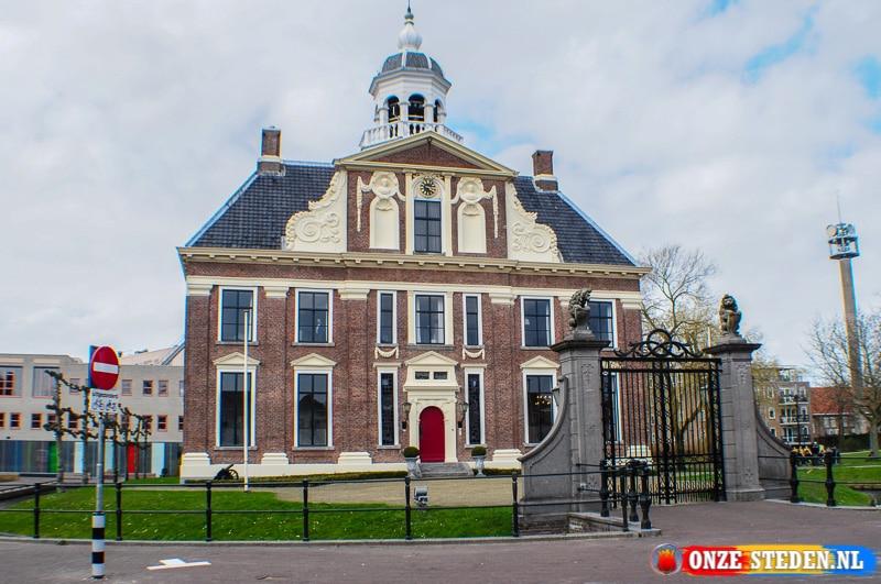 De Oude Koemarkt in Heerenveen