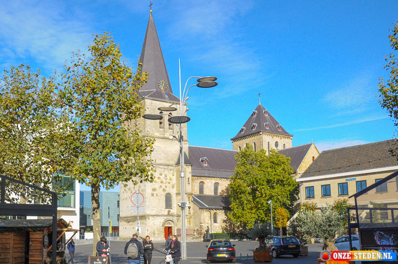 De Sint Pancratiuskerk in Heerlen