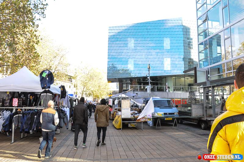 Het Winkelcentrum Corio in Heerlen