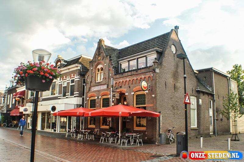 De oude spaarbank in Hoogeveen