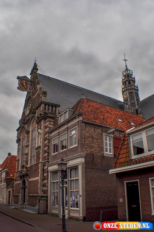 De Oosterkerk van Hoorn