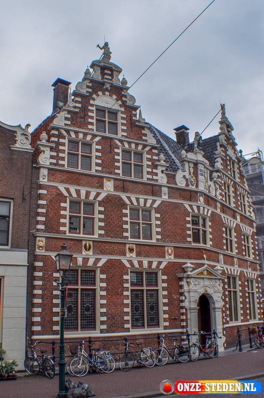 De Nieuwestraat in Hoorn