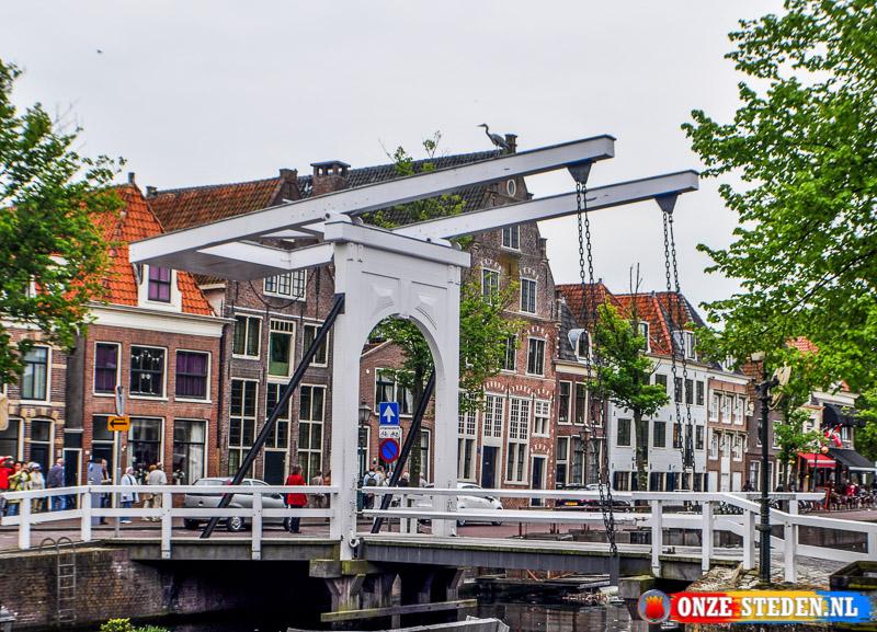De Engeltjesbrug in Hoorn