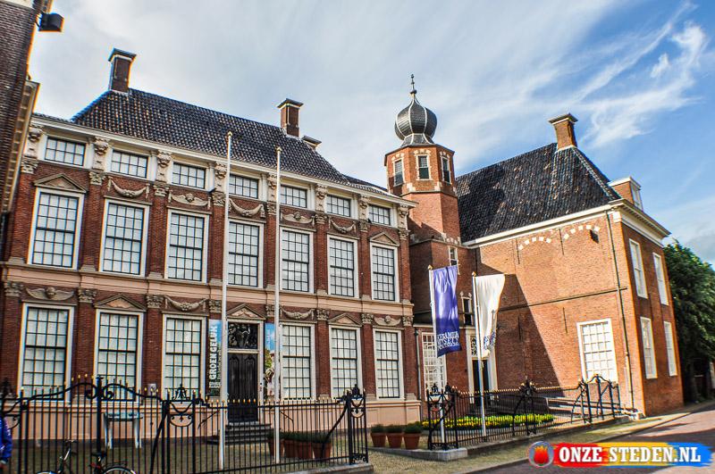 De Pijpsteeg in Leeuwarden