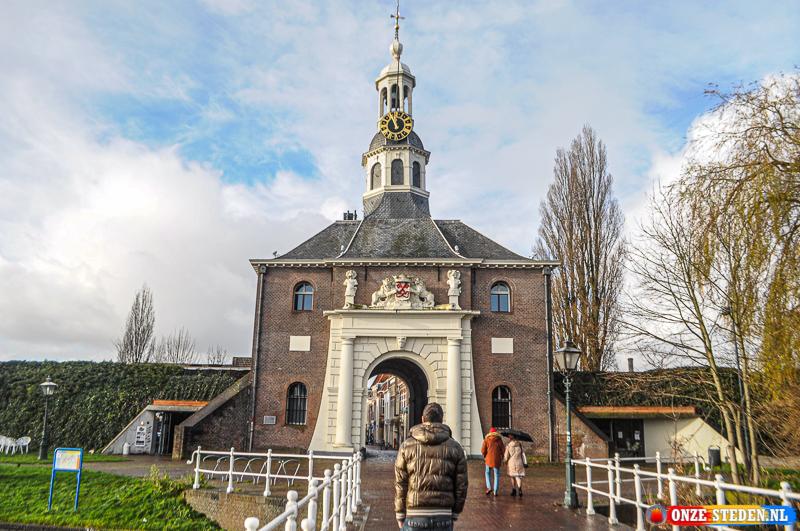De Burcht in Leiden
