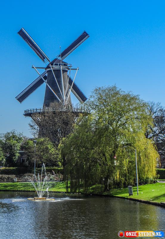 Molen Museum De Valk in Leiden