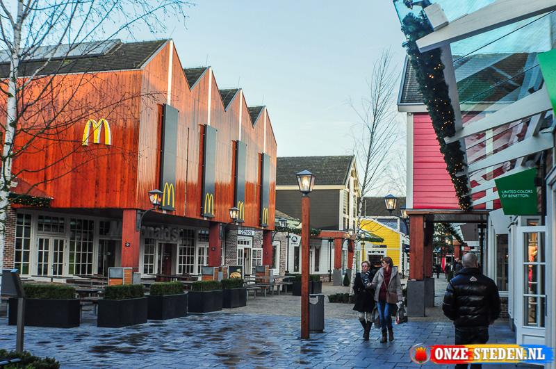 Batavia Stad in Lelystad