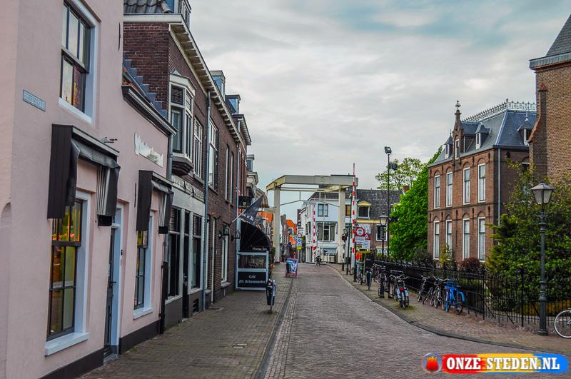 De Breedstraat in Maarssen