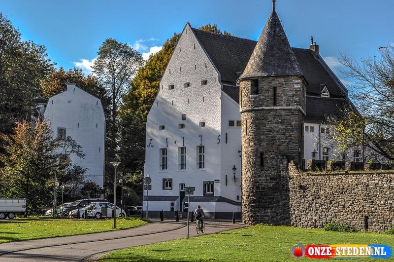Het Pesthuys in Maastricht
