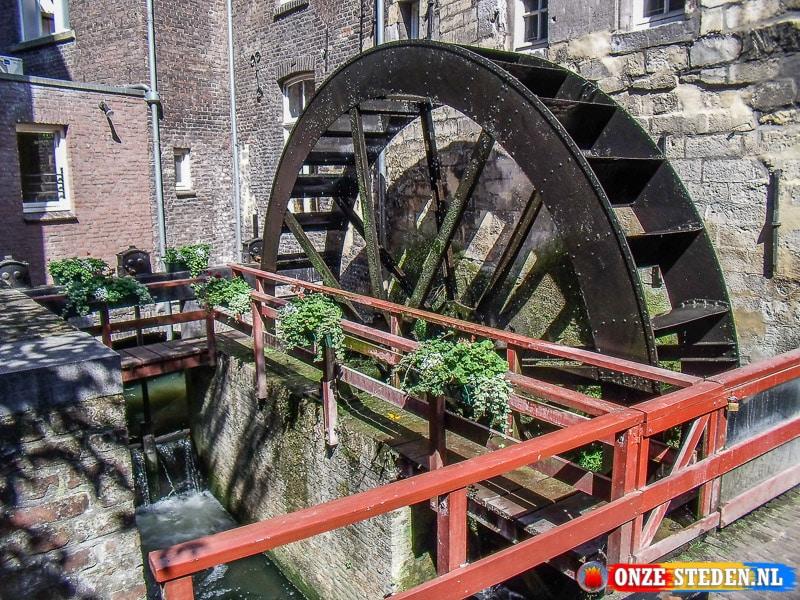 De Bischopsmolen in Maastricht