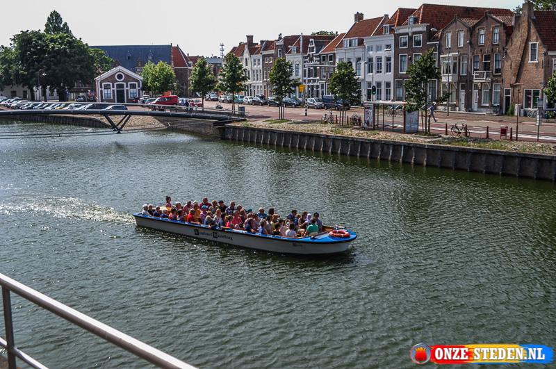 Een leuke Rondvaart In Middelburg